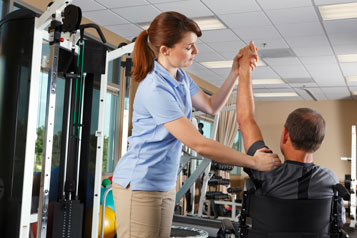 Outpatient Rehabilitation Header Image